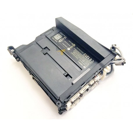 Inspire 2 Battery Compartment