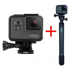 Gopro HERO6 Black + El Grande