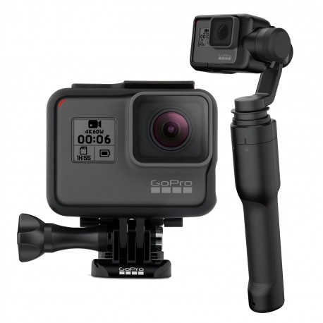 Gopro HERO6 Black + Karma Grip